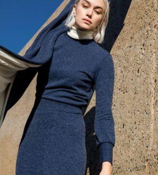 Twinset upper knit