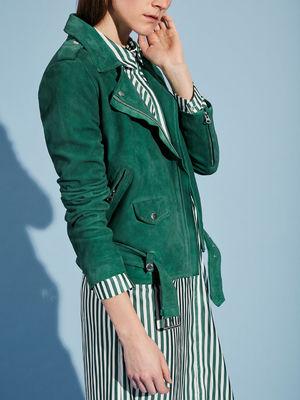 Nandita suede jacket