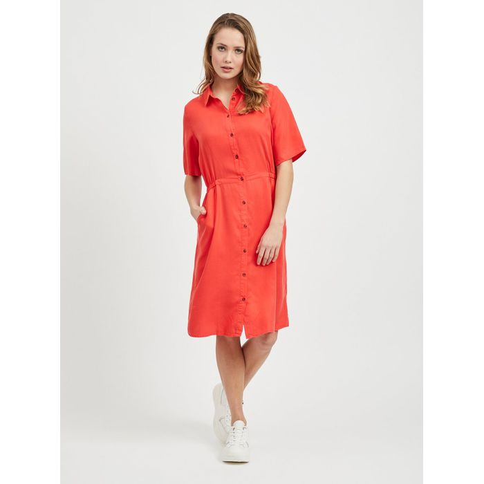 Karlana shirt dress