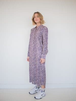 Gisele shirt dress