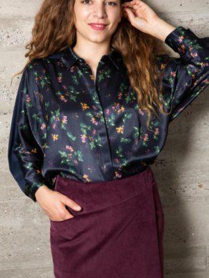 Tanja Corduroy skirt