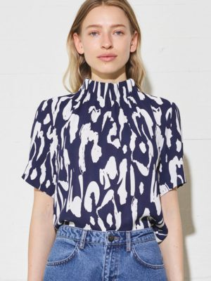 Wolf blouse