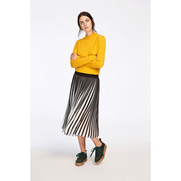 Roxanne 2-toned skirt