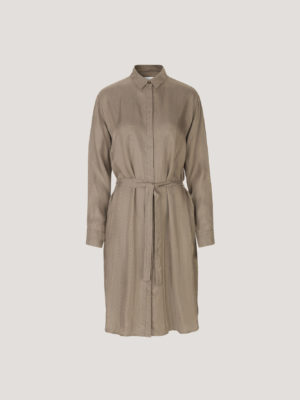 Stella shirt dress