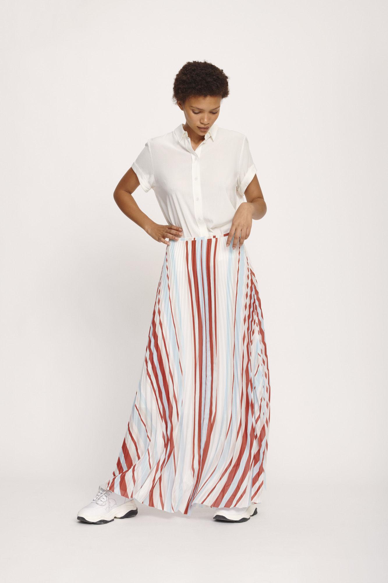 15e3b6ec00ea Juliette maxi skirt by Samsoe & Samsoe | Clothing, Skirts, Summer ...