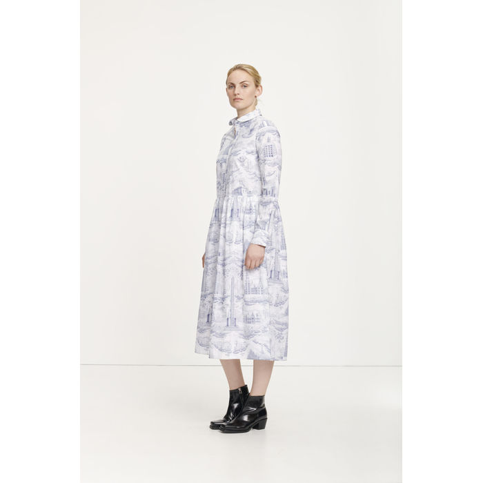 Eli shirt dress