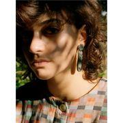 Flos Earrings