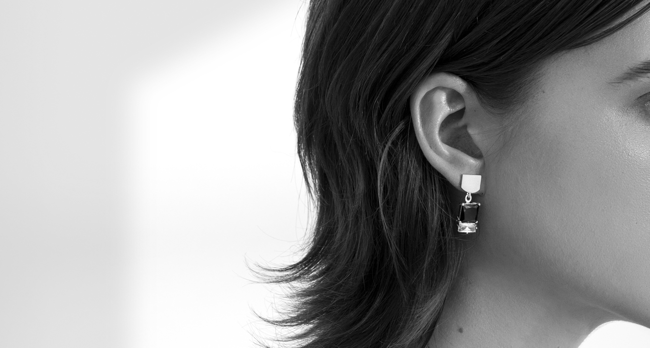 Fluent EAR02 Silver