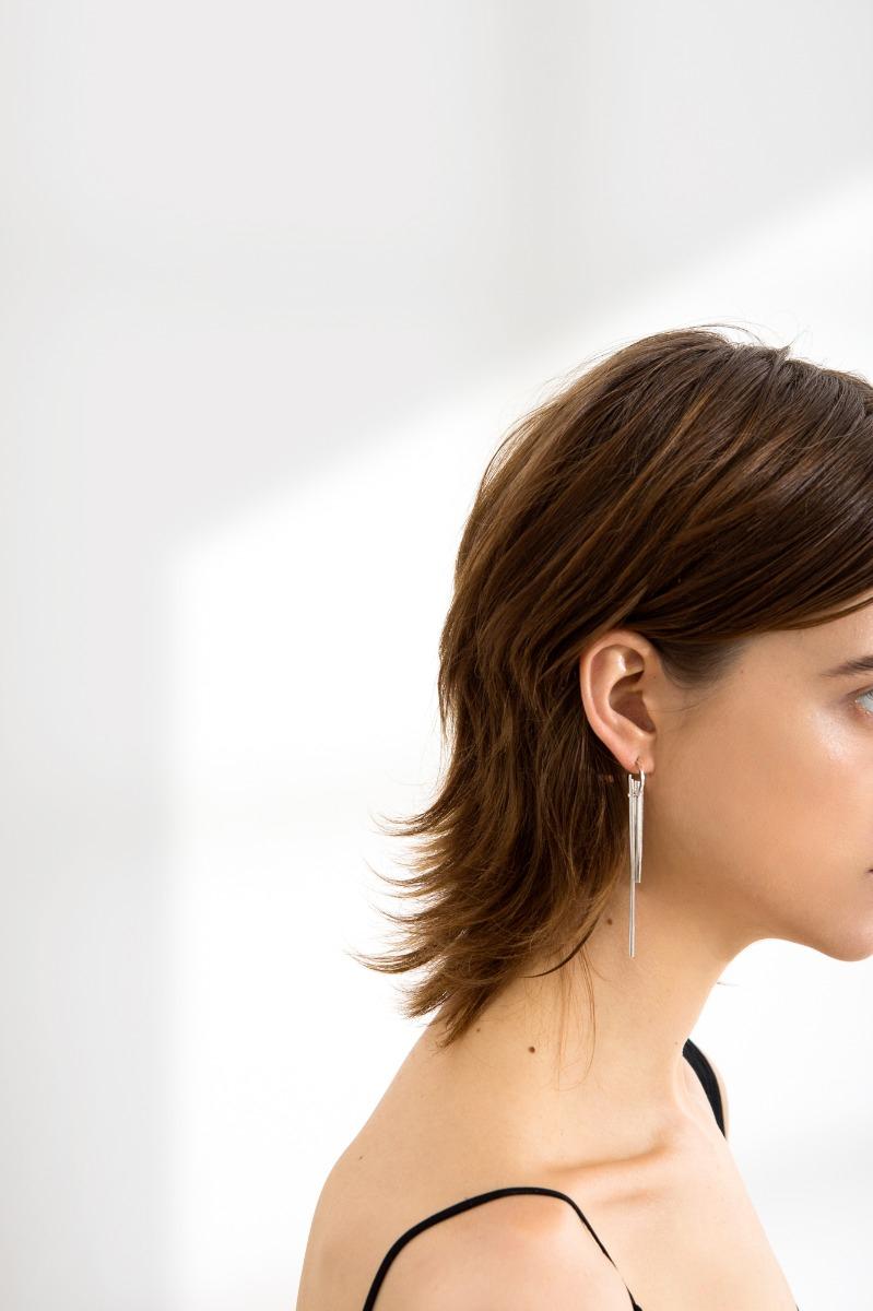 FLUENT EAR03 Silver