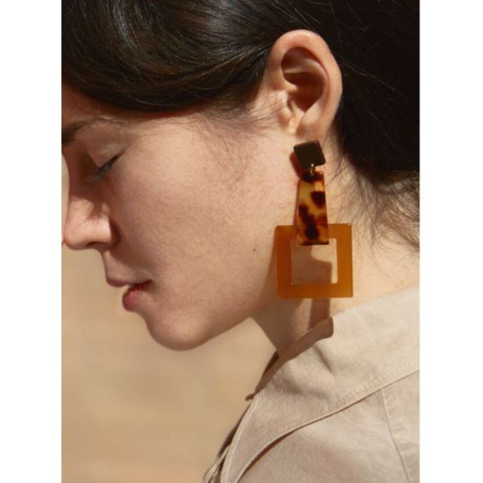 Girafe earrings
