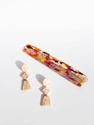 Lupinus earrings