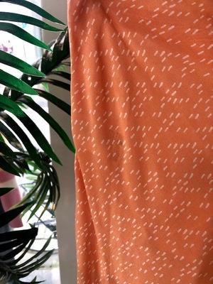 Mandarin skirt