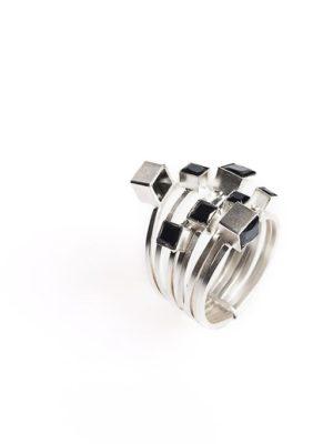Mosaic Ring 08