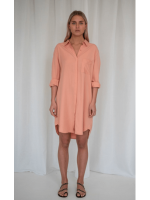 Montevideo shirt dress
