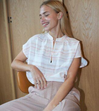 Sunrise blouse