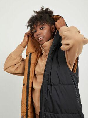 Aria hoodie vest