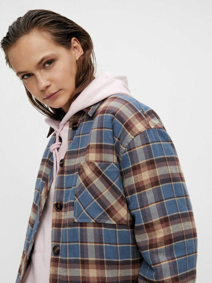 Banja shirt jacket