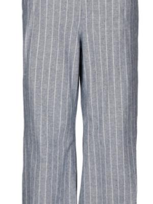 Palazzo suit pants