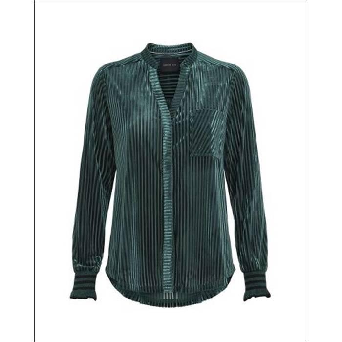 Sage blouse