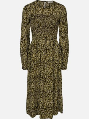 Celina Morocco smock dress