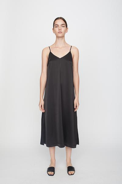 Clear singlet dress