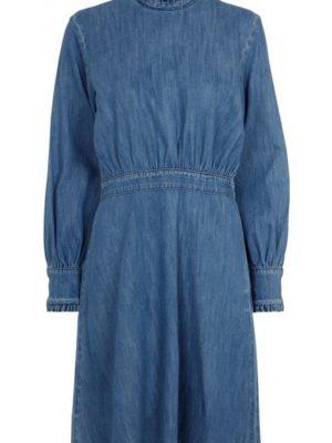 Rocket denim dress