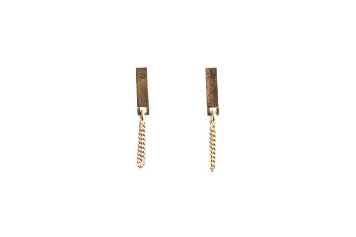 FLECTION EAR04 Gold