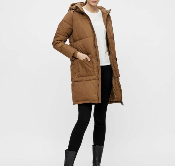 Zhanna long jacket