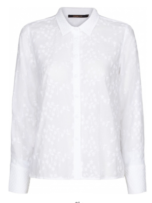 English brodery shirt