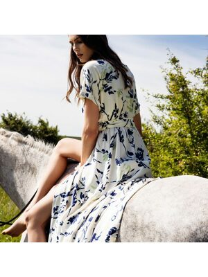 Juliette maxi dress