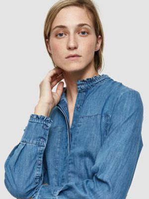 Rocket denim shirt