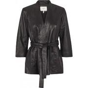 Jim leather kimono