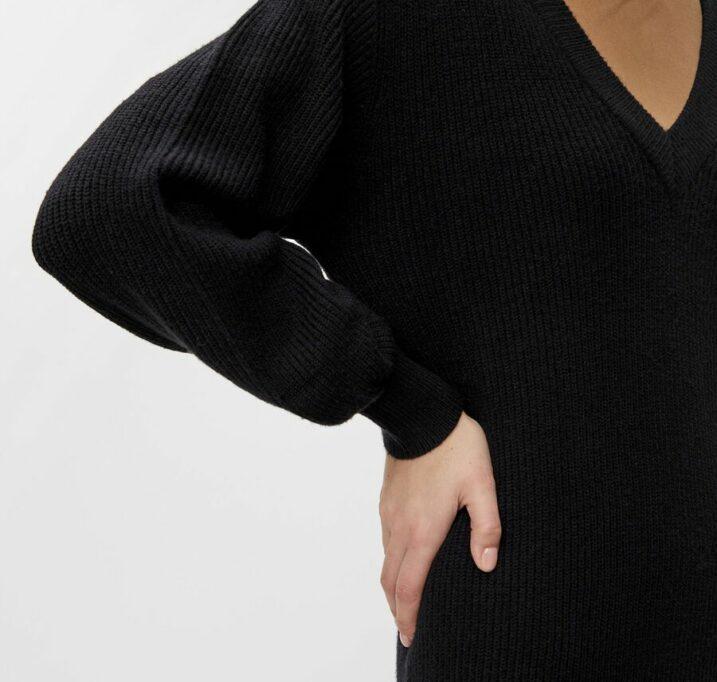 Malena knitted dress
