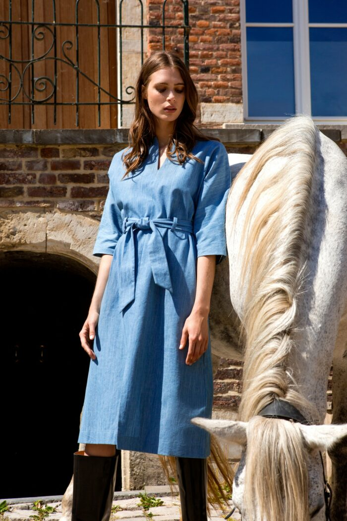 Mona jeans dress