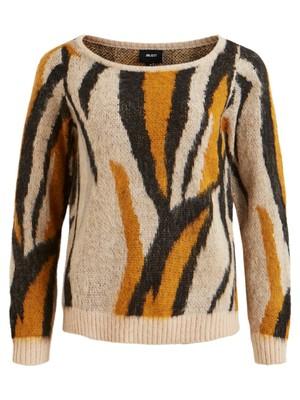 Flagon knit