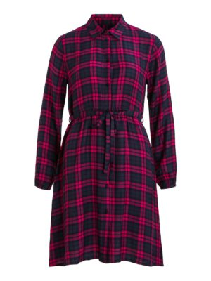 Adley shirt dress