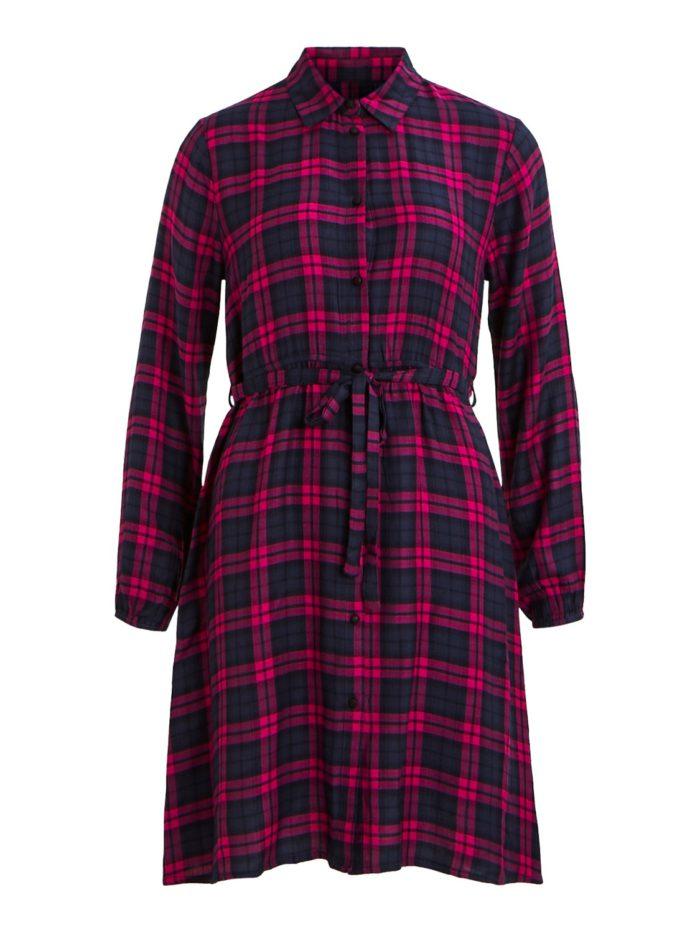 Adley shirt dress