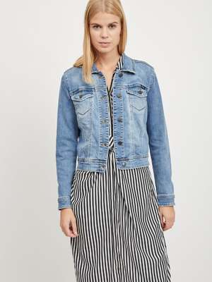 Win New denim jacket
