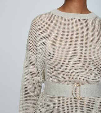 Omaha knit pull