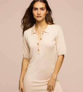 Pamplona polo dress