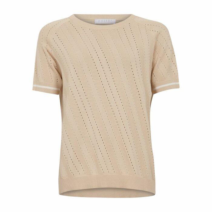 Pointelle knit