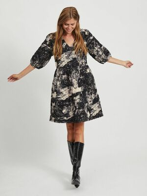 Elia quilt dress