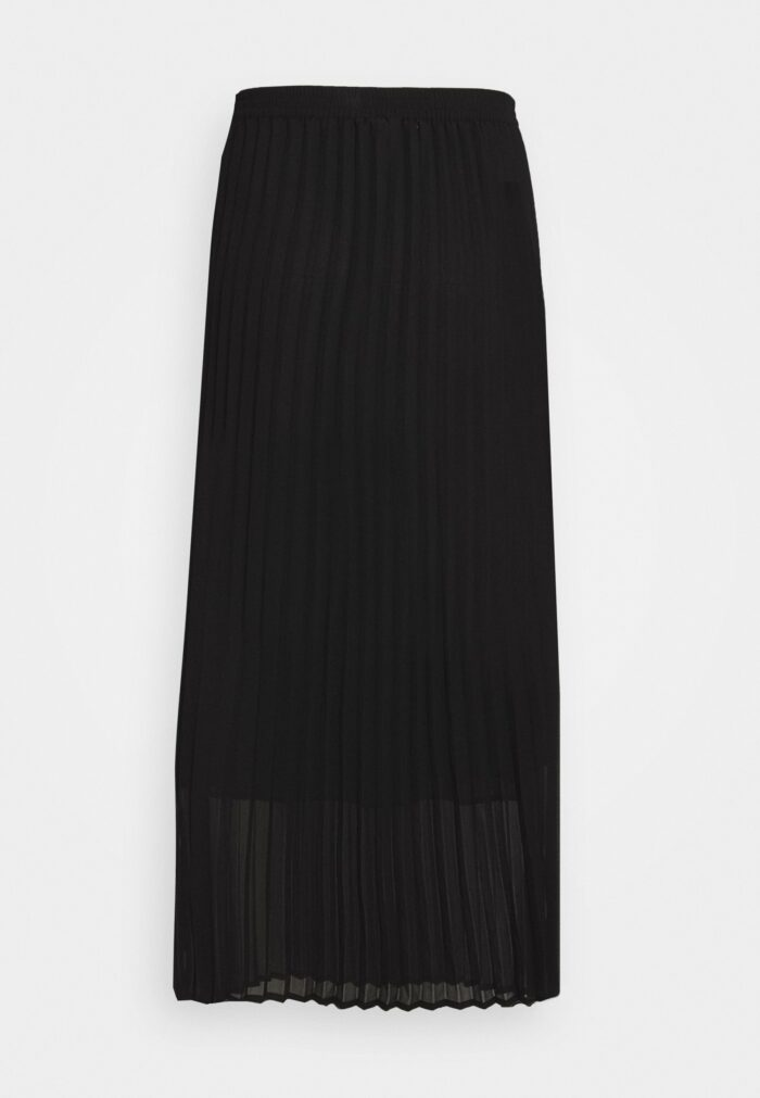 Roe pleated skirt
