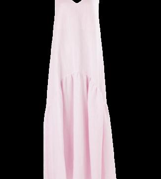 Rouen linen dress