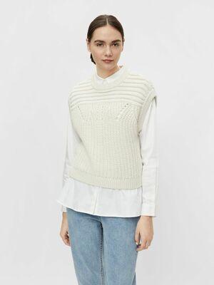 Trish knit waistcoat