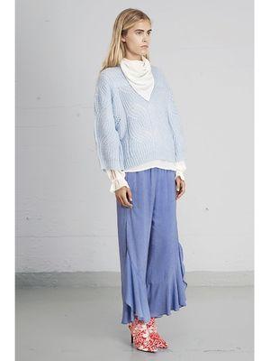 Vicki cable knit