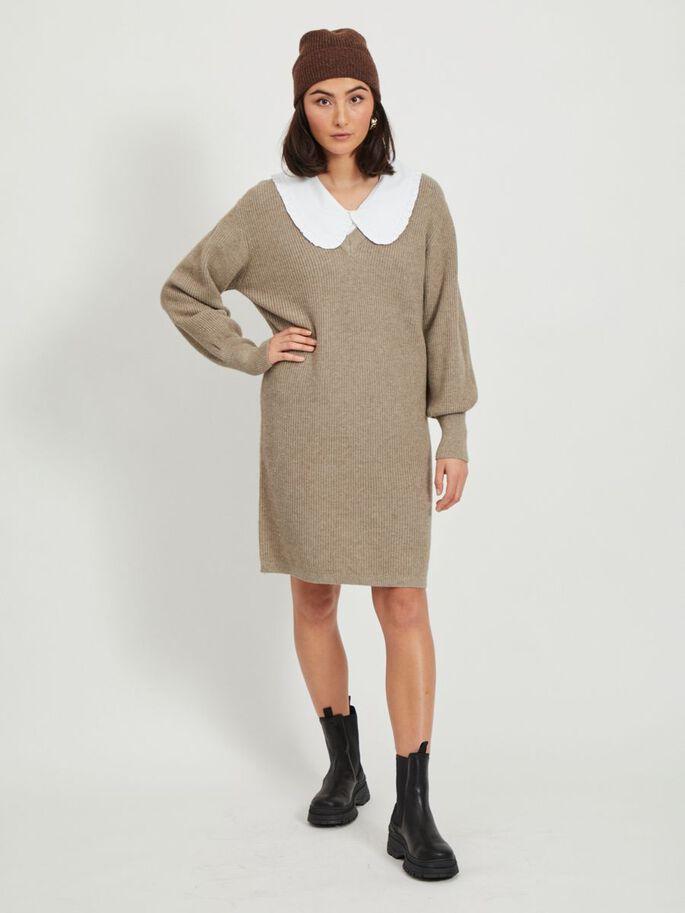 Violette knit dress