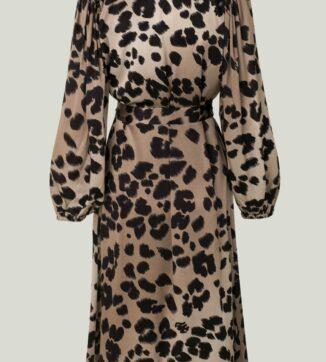 Laguna wrap dress
