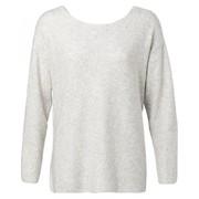 Ribknit sweater