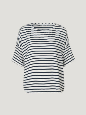 Mains tee stripe